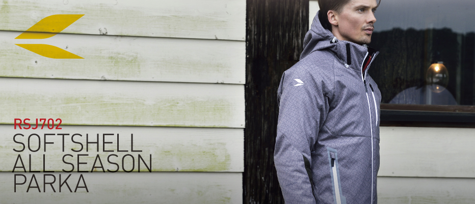 SOFTSHELL ALL SEASON PARKA