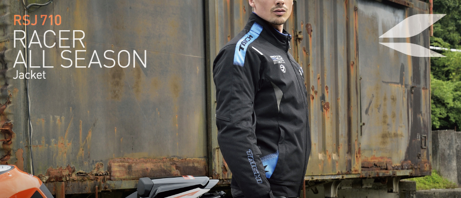 RACER ALL SEASON JACKET