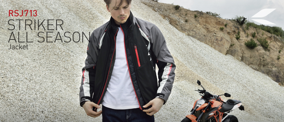 STRIKER ALL SEASON JACKET