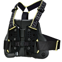 TRV068 TECCELL SEPARATE CHEST PROTECTOR (with belt)