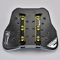 TRV069 CROSSLAY CHEST PROTECTOR